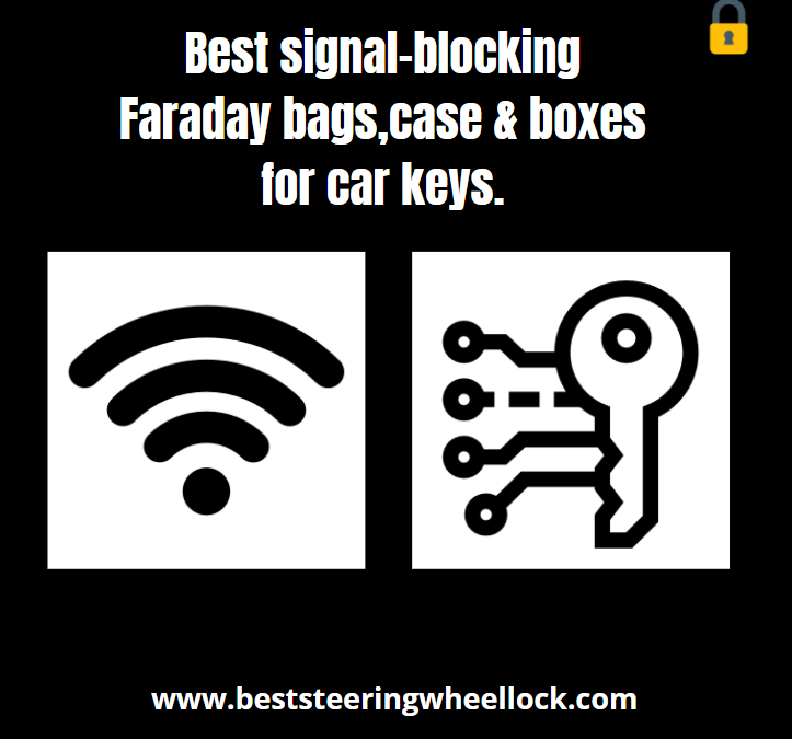 What is The Best Car Key Signal Blocker Buyers Guide